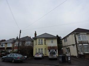 Truscott Avenue, Bournemouth
